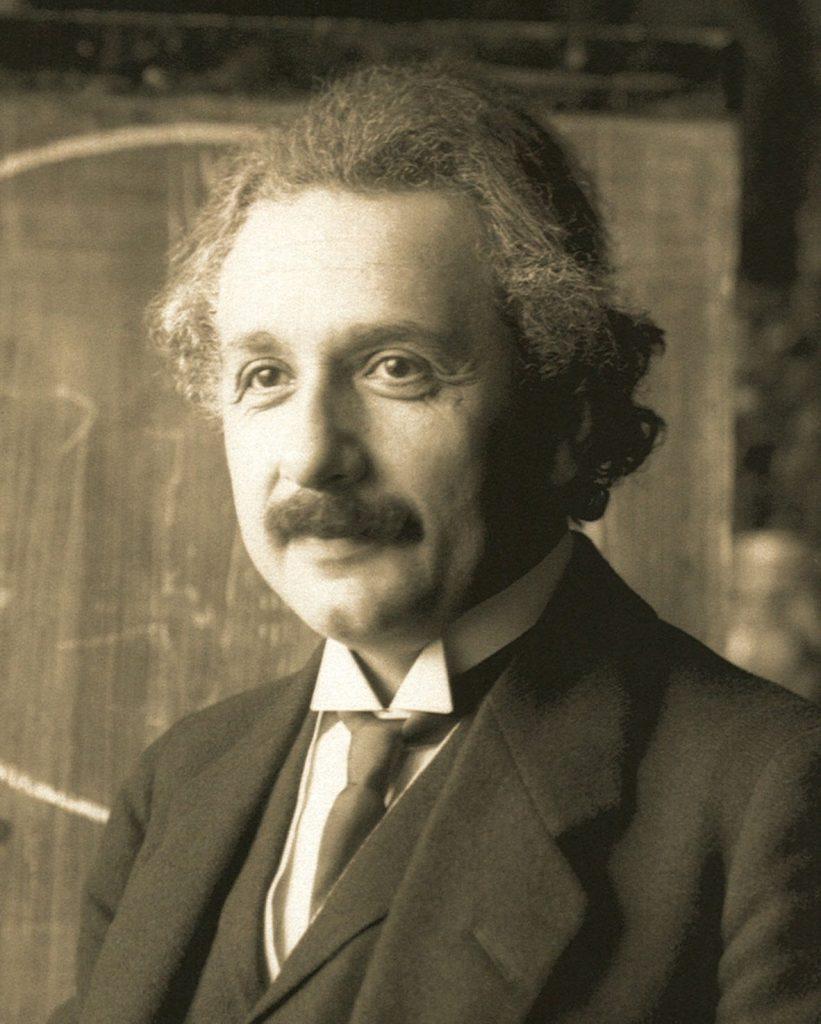 Time dilation was developed by Albert Einstein pictured here in Vienna 1921.